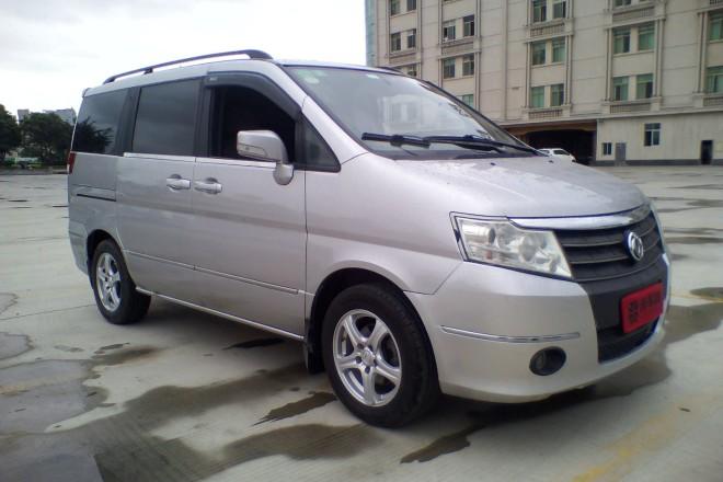 二手车东风帅客 2013款 改款 1.6L 手动实用型7座 国V