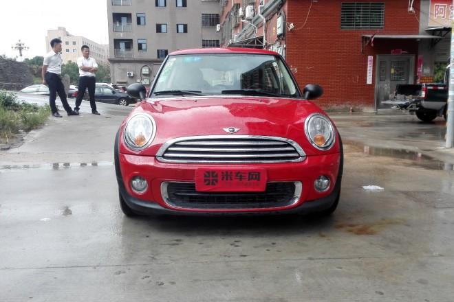 二手车MINI ROADSTER 2012款 1.6T COOPER S