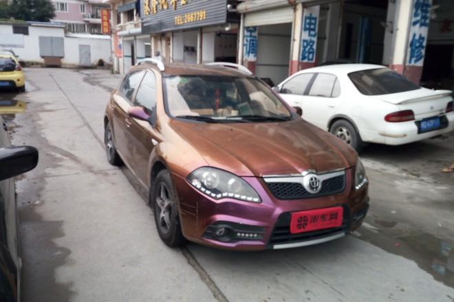 二手车中华骏捷FRV 2010款 1.3L 手动舒适型