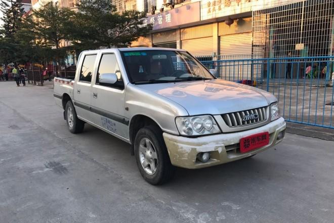 二手车江铃宝典 2009款 2.8T两驱柴油LX