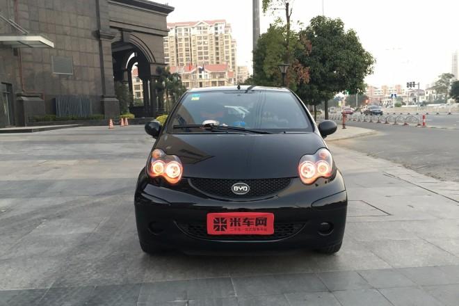 二手车比亚迪F0 2012款 1.0L 尚酷型