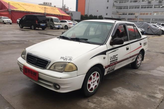 二手车铃木羚羊 2004款 1.3L OK标准型