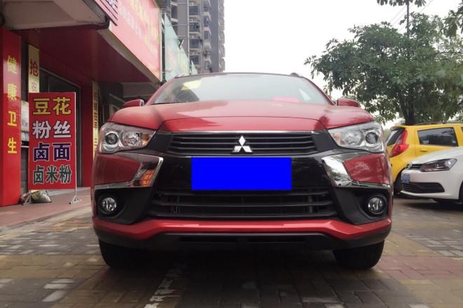 二手车三菱劲炫ASX 2013款 1.6L 手动两驱标准版