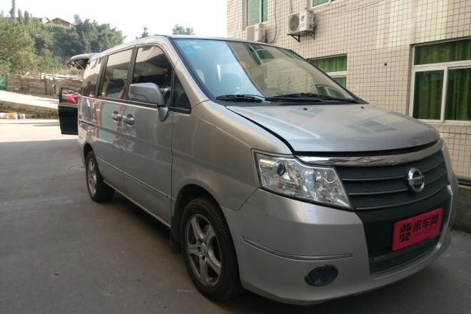 二手车东风帅客 2010款 1.6L 手动豪华型