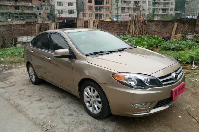 二手车东南V5菱致 2012款 1.5L CVT豪华型