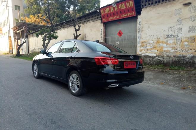 二手车北汽绅宝绅宝D70 2013款 2.0T 豪华版