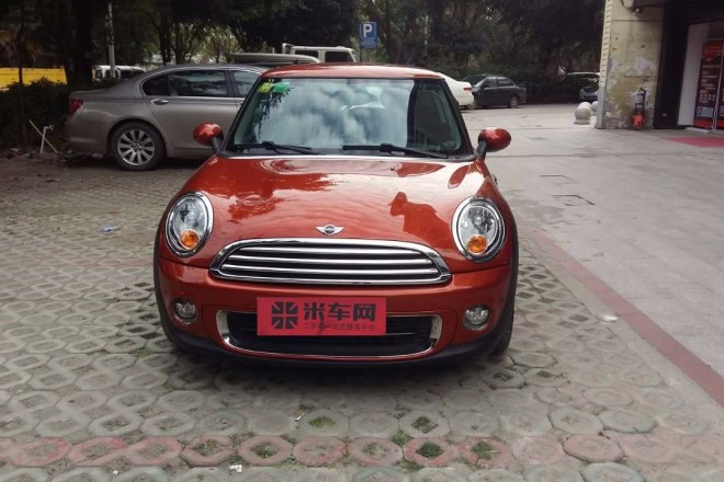 二手车MINI 2012款 1.6L ONE Baker Street