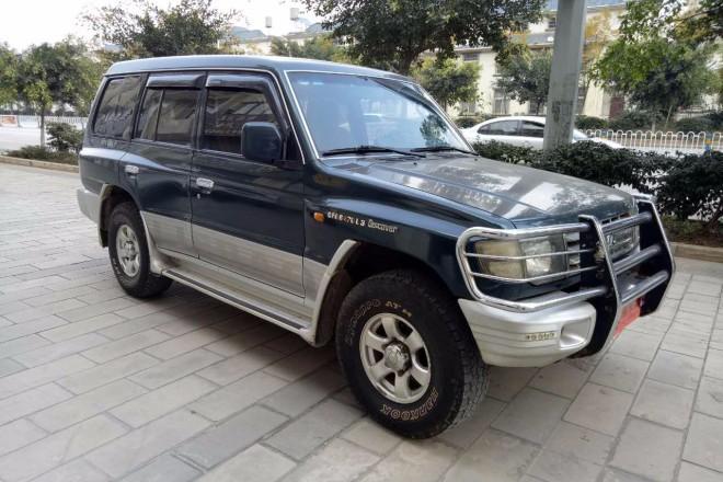 二手车猎豹汽车黑金刚 2009款 2.4L 手动四驱国三