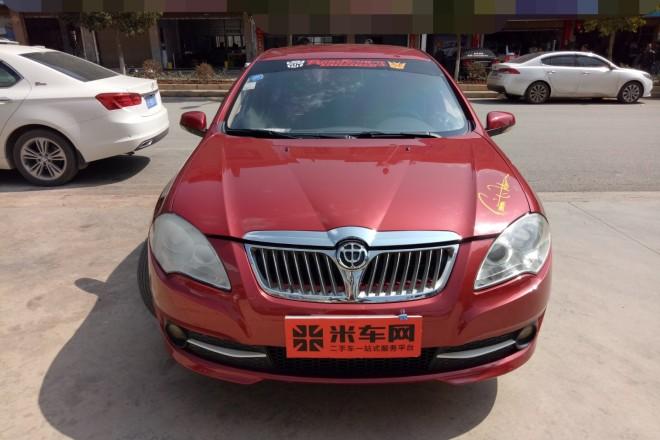 二手车中华骏捷FSV 2011款 新锐版 1.5L 手动标准型