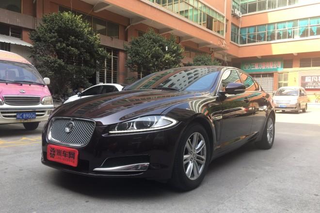 二手车捷豹XF 2013款 XF 3.0 SC 风华版