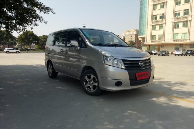 二手车东风帅客 2011款 1.6L 手动实用型7座
