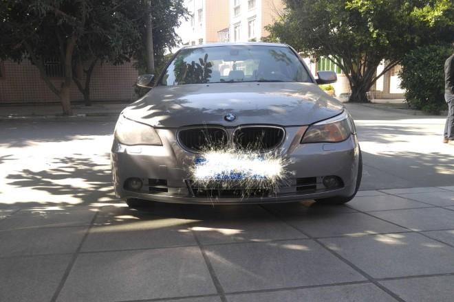 二手车宝马5系 2005款 520i