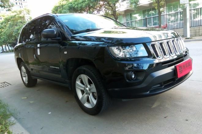 二手车Jeep指南者 2013款 2.4L 四驱豪华版