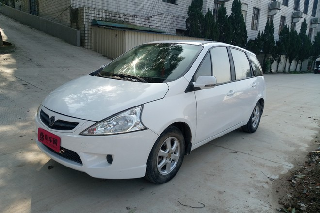二手车东风风行景逸 2011款 LV 1.5L 手动舒适型