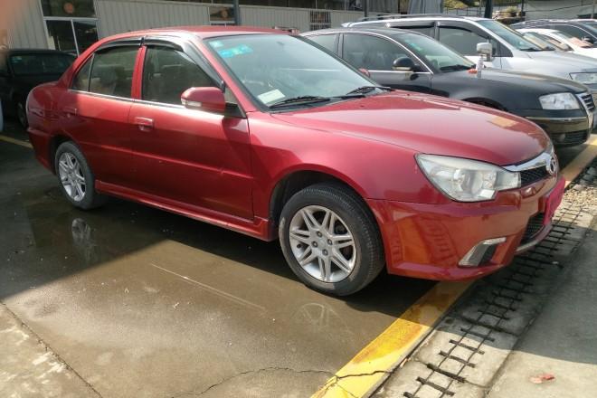 二手车东南V3菱悦 2010款 改款 1.5L 手动风采版