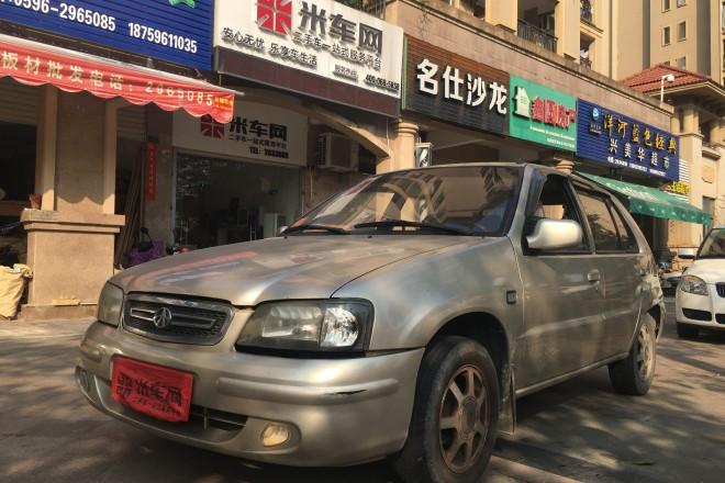 二手车一汽夏利 2011款 A+ 1.0L 两厢 国IV
