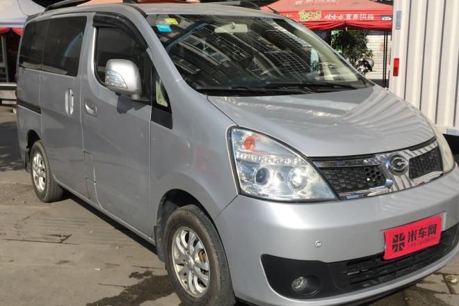 二手车广汽吉奥星朗 2014款 1.5L 豪华型