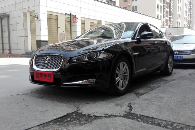 二手车捷豹XF 2013款 XF 2.0T 风华版