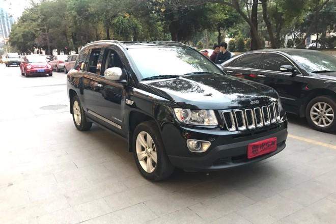 二手车Jeep指南者 2012款 2.4L 四驱运动版