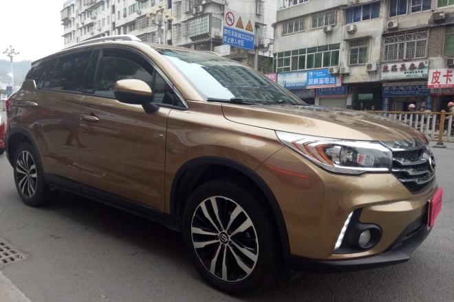 二手车广汽传祺传祺GS4 2015款 200T G-DCT尊贵版