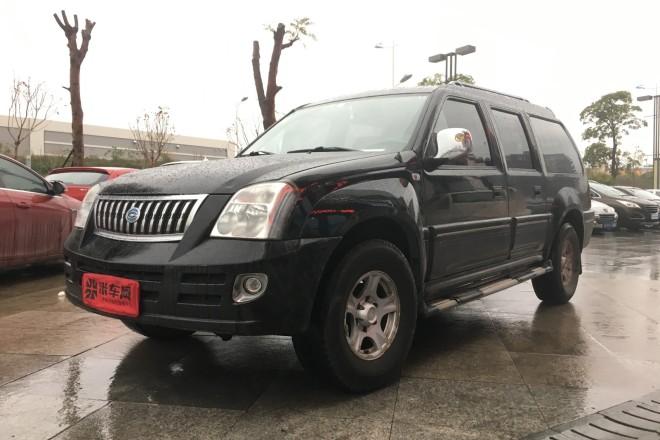 二手车广汽吉奥帅舰 2009款 2.0L 汽油标准型