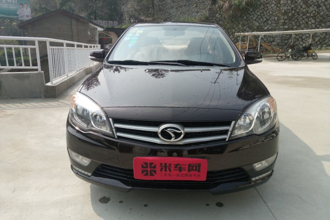 二手车东南V5菱致 2012款 1.5L 手动舒适型