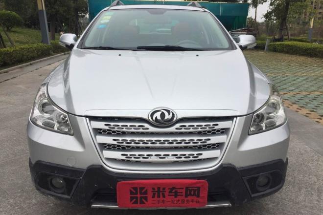 二手车东风风神H30 2011款 CROSS 1.6L 手动尊逸型