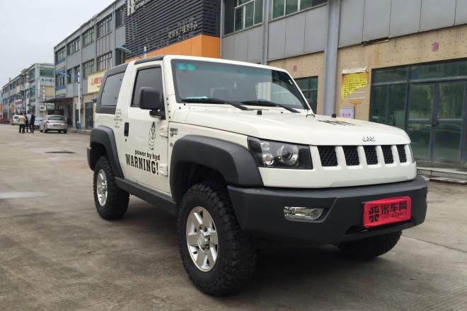 二手车北京40 2014款 2.4L 手动征途版