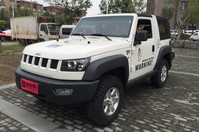 二手车北京40 2014款 2.4L 手动穿越版
