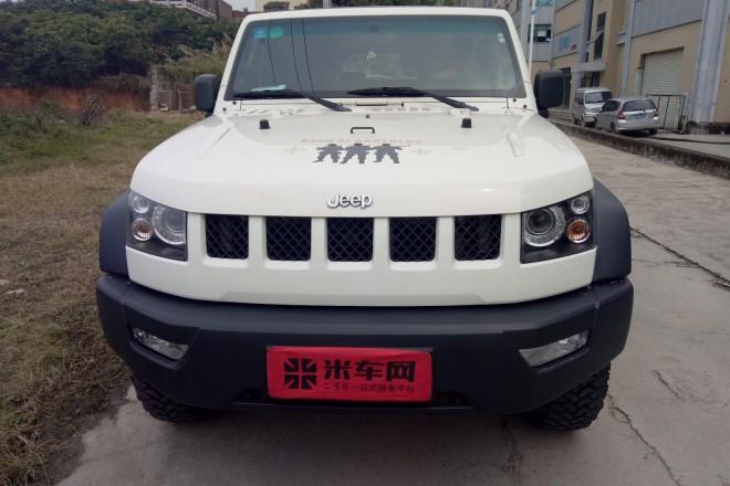 二手车北京40 2015款 2.4L 手动远行版