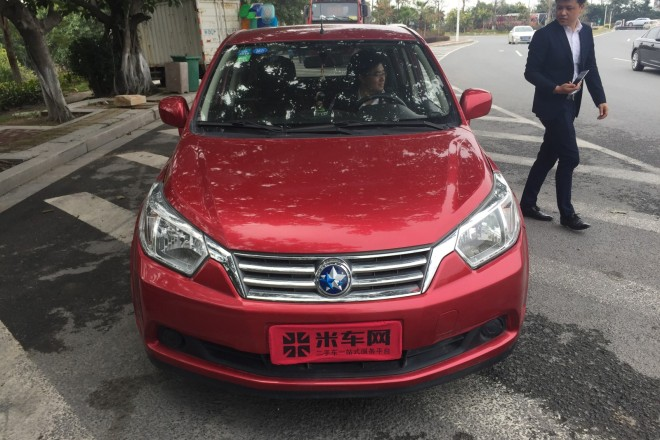 二手车启辰R50 2013款 1.6L 自动时尚版