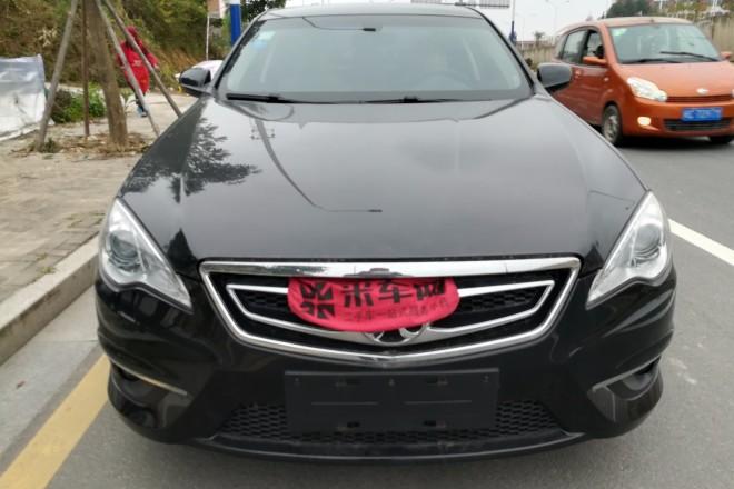二手车北汽绅宝绅宝D70 2013款 2.0T 舒适版