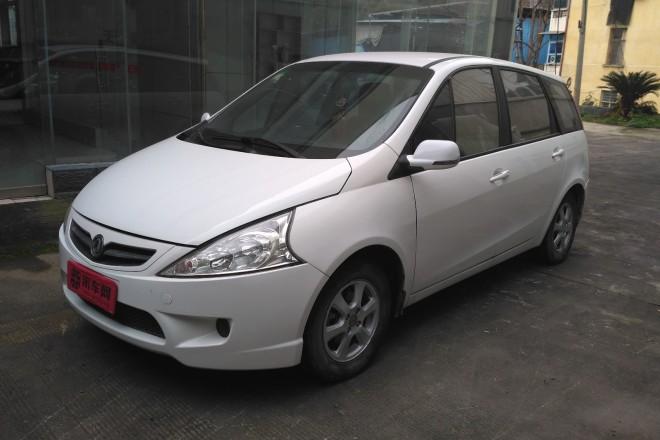 二手车东风风行景逸 2011款 LV 1.5L 手动豪华型