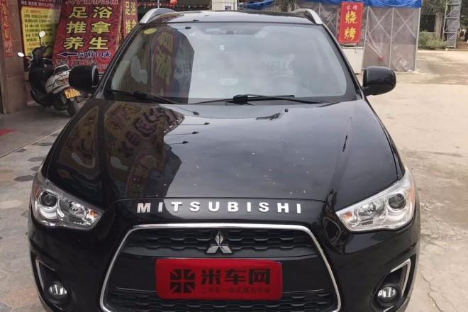 二手车三菱劲炫ASX 2013款 2.0L 自动两驱豪华版