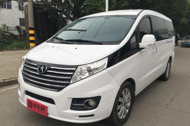 二手车江淮瑞风M5 2013款 2.0T 汽油自动商务版