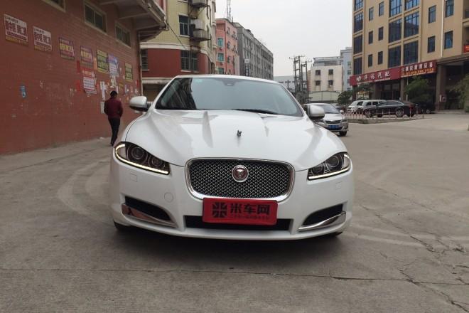 二手车捷豹XF 2014款 XF 2.0T 风华版