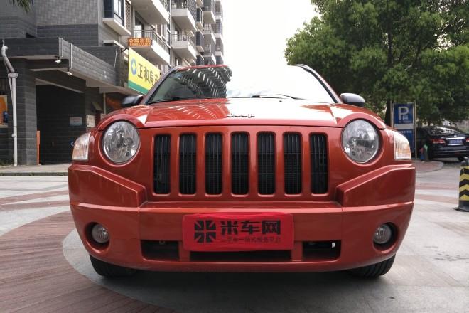 二手车Jeep指南者 2007款 2.4L 四驱限量版