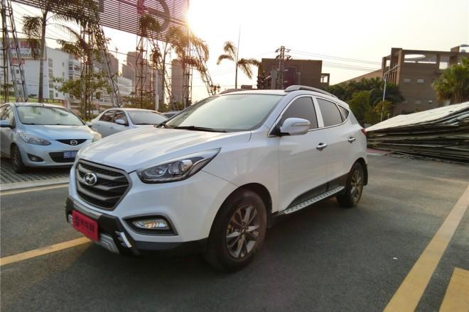 二手车北京现代ix35 2013款 2.0L 自动两驱舒适型GL 国IV