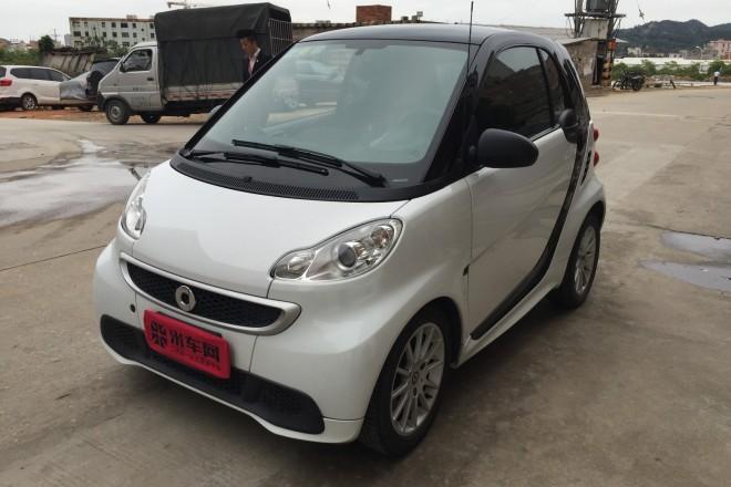 二手车smart fortwo 2013款 1.0T 敞篷城市游侠特别版