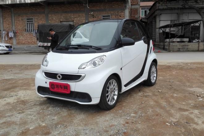 二手车smart fortwo 2013款 1.0T 硬顶冰炫特别版