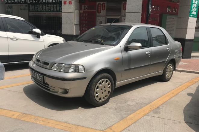 二手车菲亚特西耶那 2004款 1.5L EX