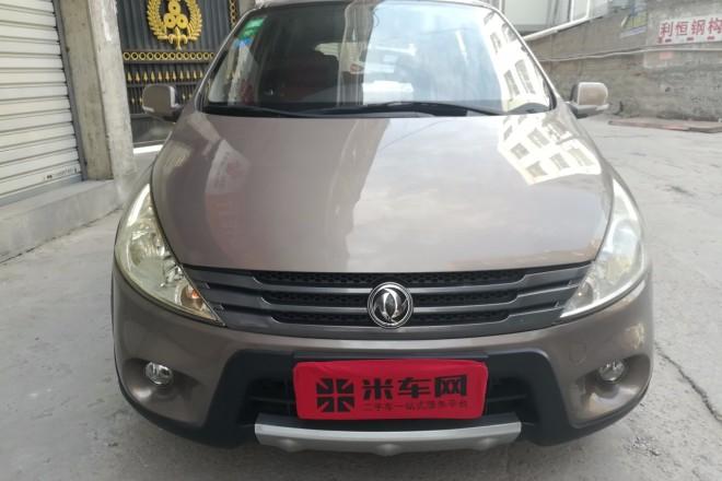 二手车东风风行景逸 2012款 LV 1.5L 手动舒适型