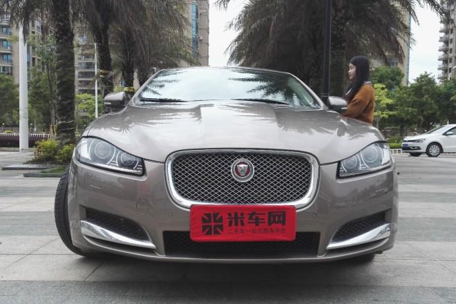二手车捷豹XF 2014款 XF 2.0T 豪华版