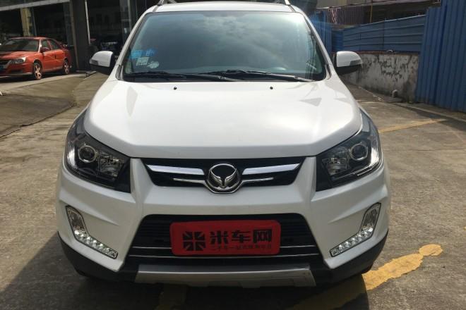 二手车北汽幻速幻速S3 2015款 1.5L 豪华型 国V