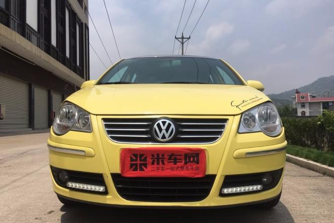 二手车大众POLO 2006款 劲情 1.6L 自动风尚版