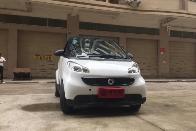 二手车smart fortwo 2015款 1.0 MHD  舒适畅游版