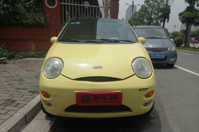 二手车奇瑞QQ3 2006款 0.8L 手动舒适型
