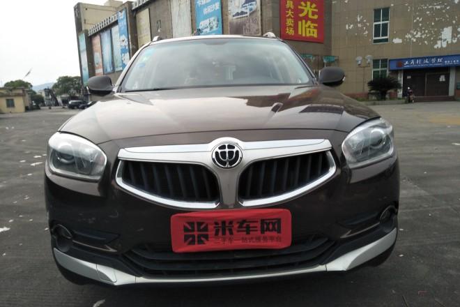 二手车中华V5 2014款 1.5T 自动两驱豪华型