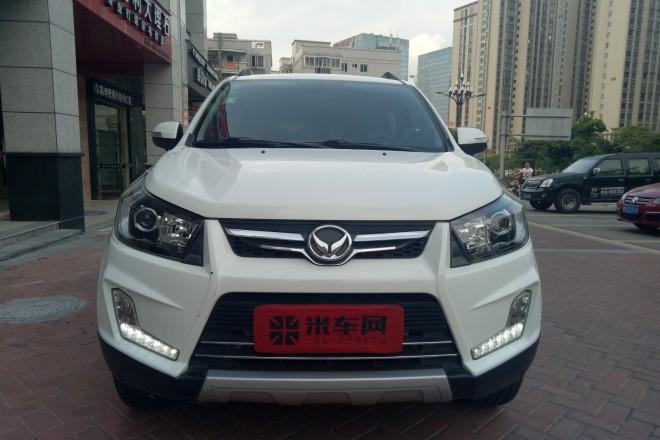 二手车北汽幻速幻速S3 2014款 1.5L 舒适型 国IV