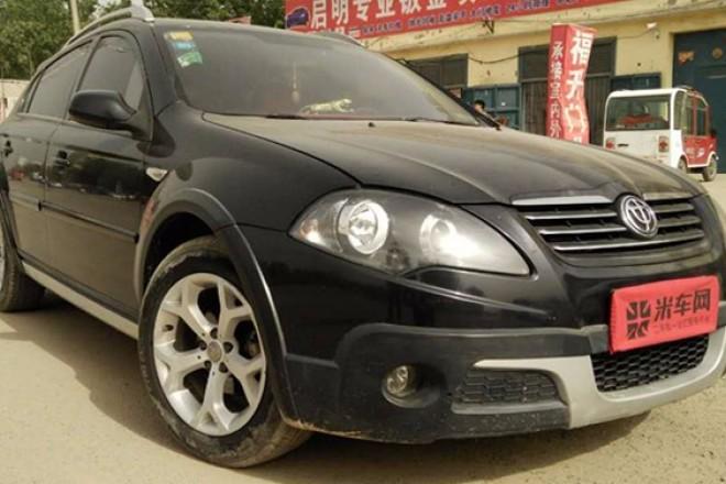 二手车中华骏捷Cross 2010款 飞炫 1.5L 手动运动型